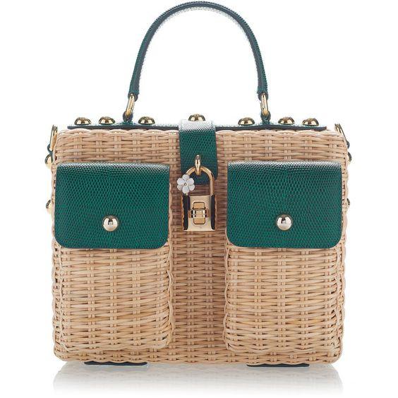 От мешков до плетеных: самые стильные сумки осени