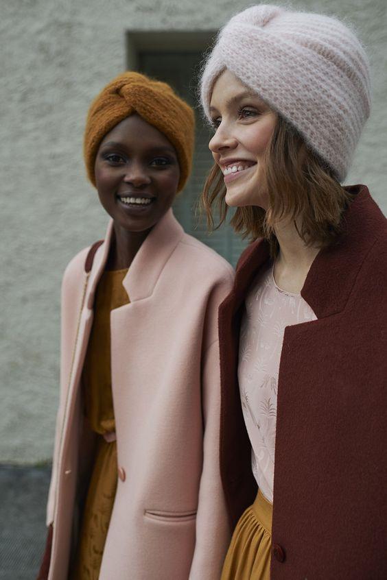 Тепло и уютно: самые модные шапки на осень