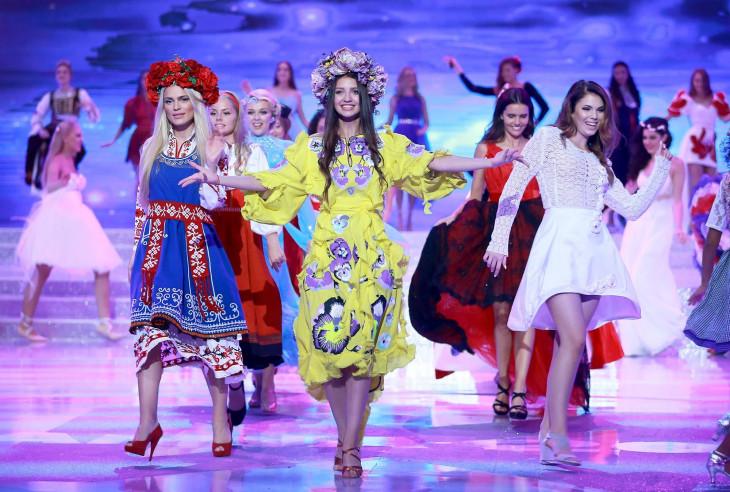6622 Эксклюзив: Полина Ткач рассказала о своем гардеробе на конкурсе «Мисс мира 2017»