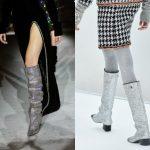 6606 Модная обувь зимнего сезона: основные тренды