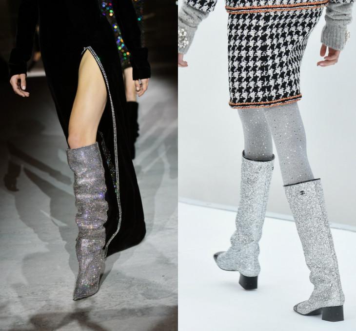 Модная обувь зимнего сезона: основные тренды
