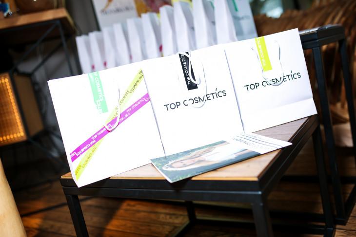 6690 Как все было: в Киеве состоялась презентация косметического бренда Top Cosmetiсs