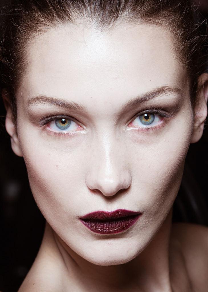 6821 Зимний макияж: как наносить тон, если кожа шелушится