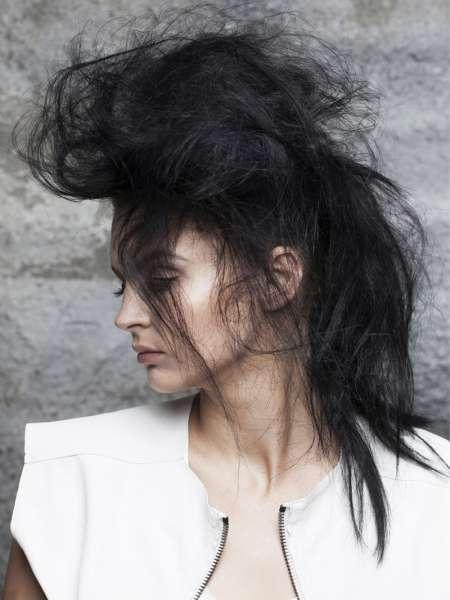 6981 Какая причёска сделает меня яркой ? Креатив года .......
