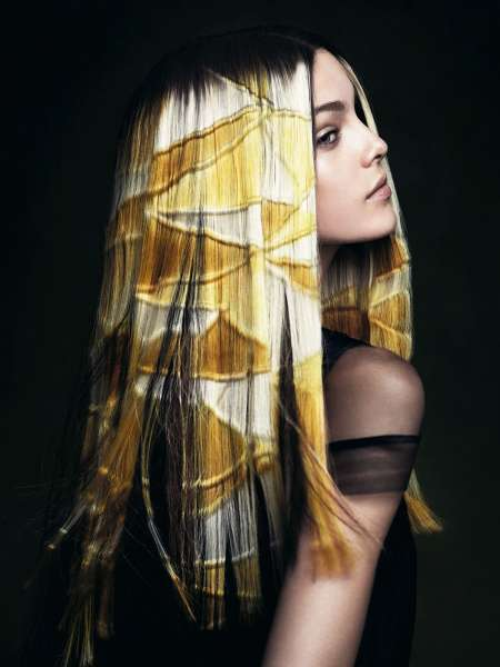 7335 Слово «брондирование» произошло от двух английских слов «brown» и «blond»
