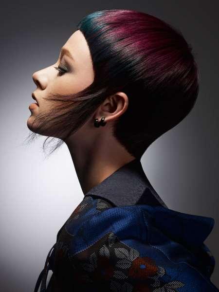 Слово «брондирование» произошло от двух английских слов «brown» и «blond»