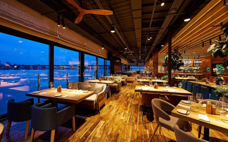 7289 8 идеальных ресторанов для празднования 8 марта в Киеве