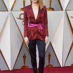 7287 Кровь из глаз: самые нелепые наряды церемонии Оскар 2018