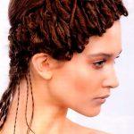 7626 Прически из жгутов, учимся стильно закручивать волосы