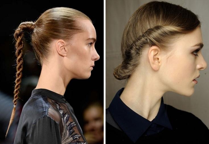 Прически из жгутов, учимся стильно закручивать волосы