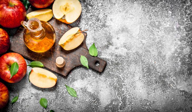 7684 Чудо-средство: яблочный уксус для похудения