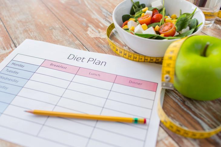 Яблочная диета для здорового похудения: сбрасываем 10 кг за 2 недели