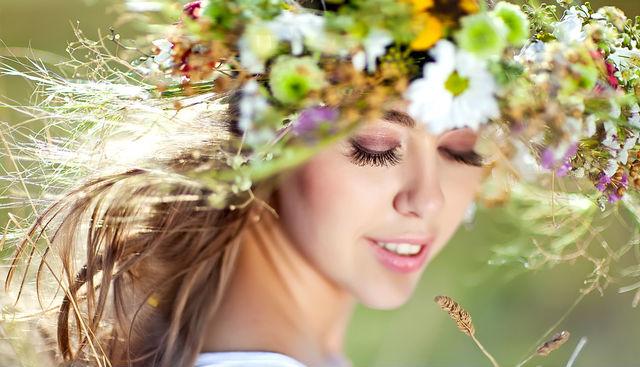 7739 Уход за волосами весной - путь к красивым волосам »
