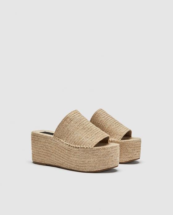7788 Мюли, обувь на танкетке и сандалии - самые модные босоножки на лето 2018