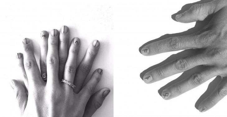 7760 Тутуировки на ногтях: что такое тату-маникюр и почему он стал таким популярным в сети?