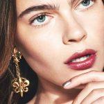 7938 Главный тренд лета: эффектный металлик в макияже губ