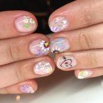 7934 Летний маникюр 2018: стильные идеи дизайна на короткие ногти