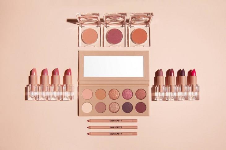 8478 260 долларов - и она твоя: что интересного в новой коллекции макияжа Ким Кардашьян Cherry Blossom?