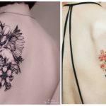 8647 Самые женственные татуировки с птицами
