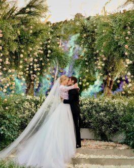 8817 Wedding time: самые громкие звездные свадьбы этой осени