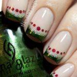 8819 Зима на ногтях: идеи быстрого маникюра для ленивых