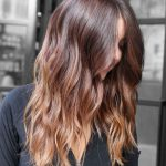 8935 Chocolate baby: трендовые окрашивания для каштанового цвета волос