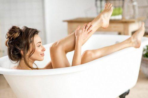 9064 Как правильно брить ноги зимой: нюансы