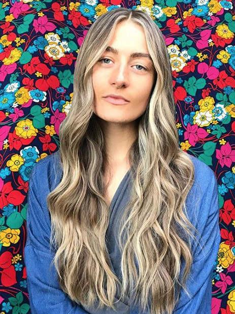 9078 Грибное окрашивание – хит сезона! 10 крутых вариантов блонда, которые будут в тренде в 2019