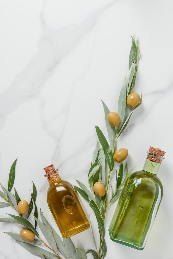 9231 Эликсир вечной молодости: оливковое масло для лица