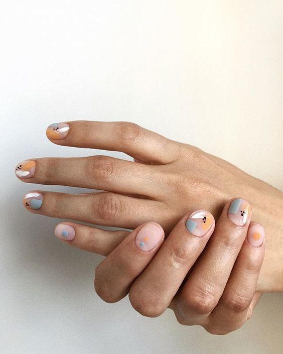 9149 Какая форма ногтей подходит твоим пальцам?