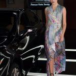 9153 Лепестки сакуры летят на запад: Couture de Fleur создал капсульную коллекцию для Lexus