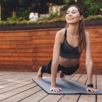 9239 Упражнение планка: подтянутое тело и красивый пресс за 2 минуты в день
