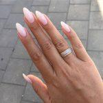 9379 Как сделать крутой маникюр на овальные ногти