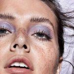 9331 Тренд, который обеспечит весеннее настроение: как повторить лиловый макияж