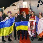 9503 Французские каникулы: Aigle Azur выполнил свой первый рейс в Киев