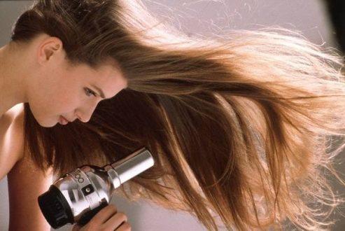 9655 Горячие мифы об укладке: как сушить волосы без вреда для локонов