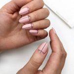 9562 Бархатные ногти: стильные варианты матового маникюра