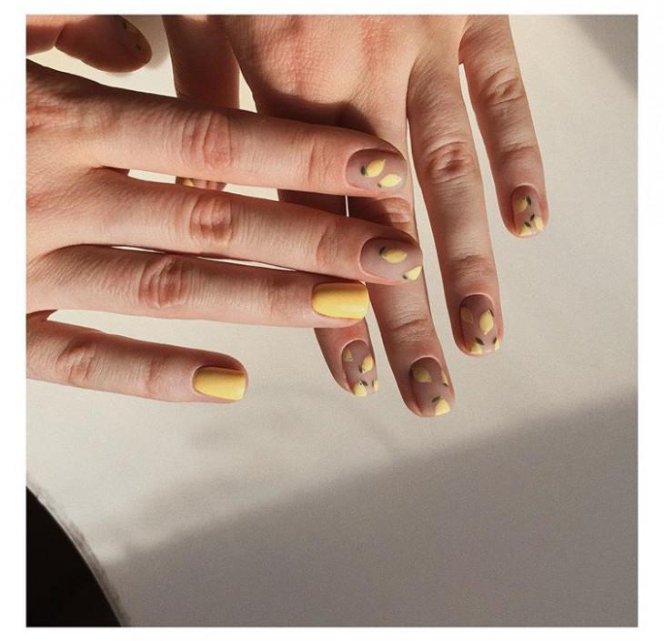 9819 Фруктовый тренд на ногтях: сочные идеи для летнего вдохновения