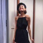 9885 Total black: как носить черное этим летом и не выглядеть скучно