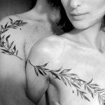 10222 Forever together: оригинальные идеи парных татуировок