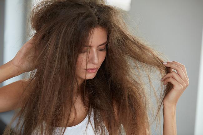 10749 Уход за пористыми волосами в домашних условиях: полезные советы и средства