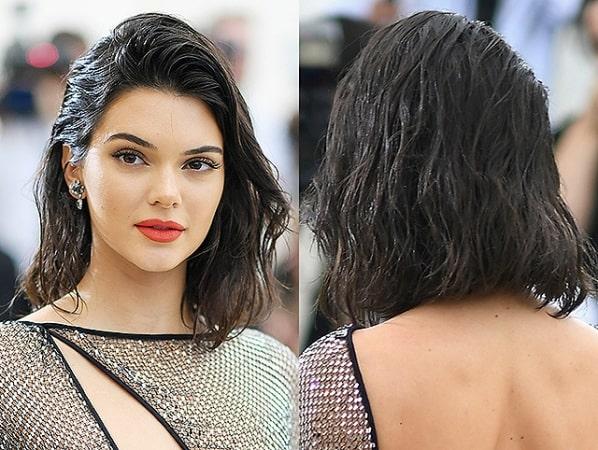Из пены морской: мокрая укладка для волос разной длины