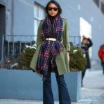 11117 Как красиво завязать шарф: 9 простых техник