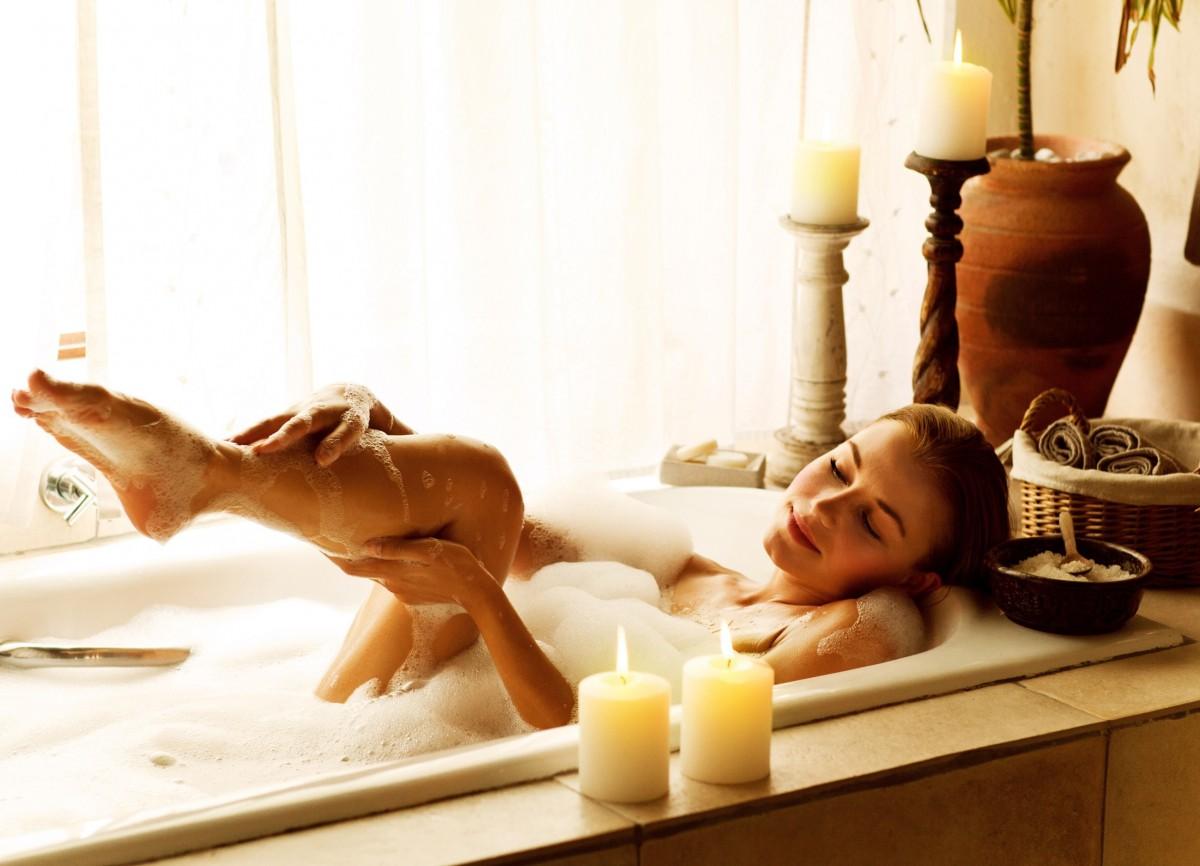 SPA-салон на дому: 5 дорогих процедур, которые ты сможешь сделать сама