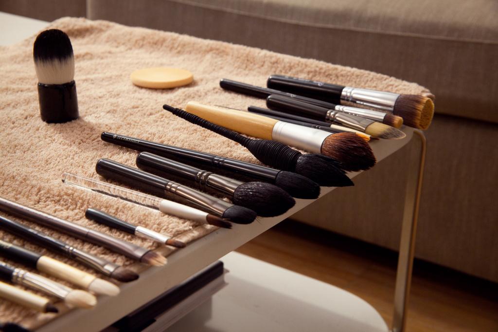 11617 Настроение - краситься: гид по самым удобным кистям для макияжа