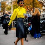 11443 Плиссированная юбка: как носить эту стильную деталь гардероба