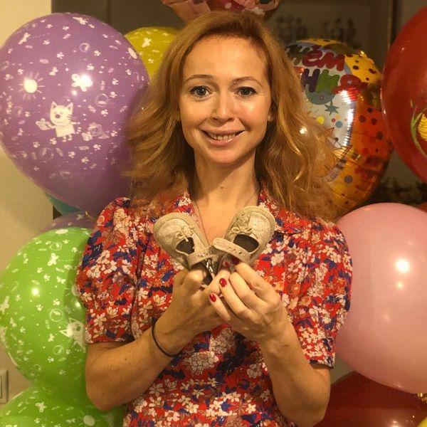 12590 Елена Захарова родила второго ребенка или нет: Анна Мария мамонтова