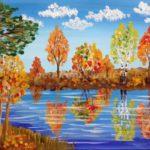 12526 Как нарисовать пейзаж карандашом поэтапно для начинающих, малюнки природа