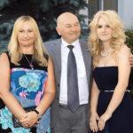 13234 Елена батурина с дочерьми фото, дочь Юрия