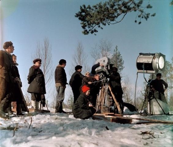12970 Где снимался фильм морозко 1964?